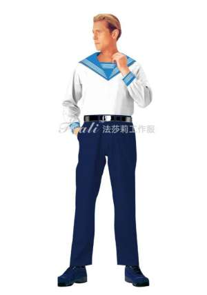 时尚海军制服
