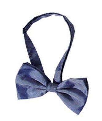 蓝色蝴蝶结服饰