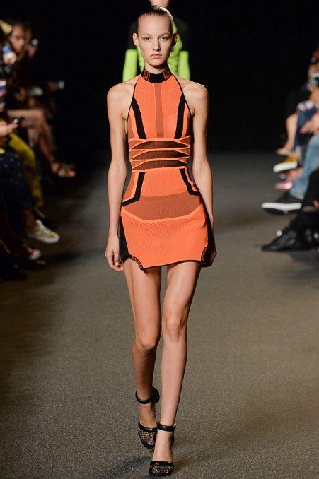 Alexander Wang 发布2015春夏女装